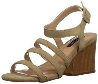 Kensie Women's Ebony Heeled Sandal