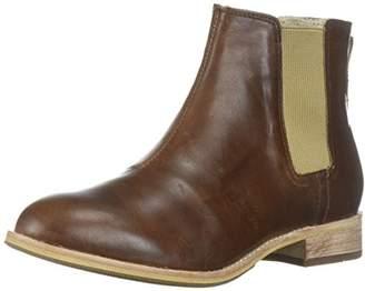 Caterpillar Women's Matilda Leather Chelsea Ankle Boot