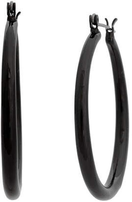 Bold Elements Hoop Earrings