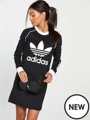adidas Winter Ease Dress - Black