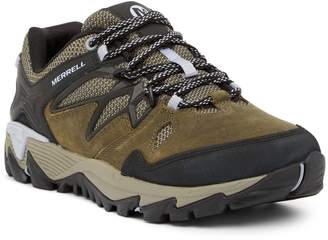 Merrell All Out Blaze 2 Suede Hiking Sneaker
