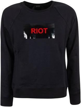 N°21 N.21 Riot Sweatshirt