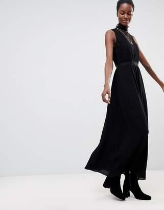 Deby Debo Sochic Lace Front Maxi Dress