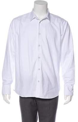 Rag & Bone Point Collar Button-Up Shirt
