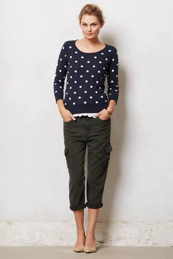 J Brand Lara Slouchy Cargo Pants
