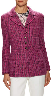 Chanel Tweed Wool Jacket