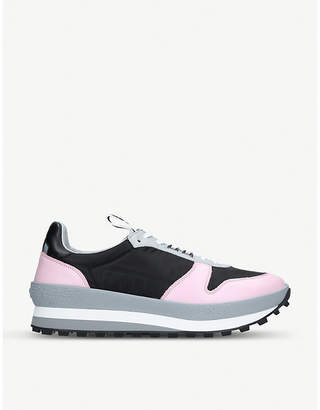Givenchy T3 leather trainers