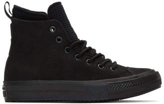 Converse Grey Chuck Taylor Utility Waterproof Draft Boot Sneakers