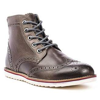Crevo Men's Boardwalk Wing Tip Boot