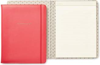 Kate Spade New York She Wrote the book Notebook