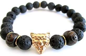 Malia Jewelry Jaguar Wood Bracelet