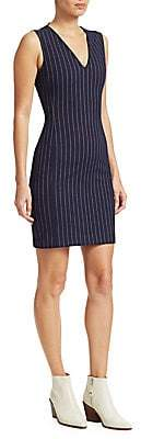 Rag & Bone Rag& Bone Rag& Bone Women's Lexi Pinstripe Mini Dress