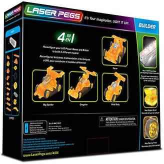 Laser Pegs Racer 4 In 1 Building Set