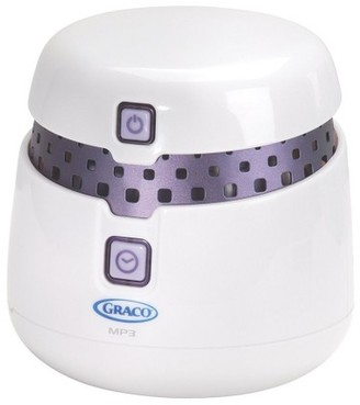 Graco® Sweet Slumber Sound Machine $44.99 thestylecure.com