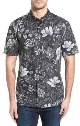 O'Neill Jack Samoa Print Sport Shirt