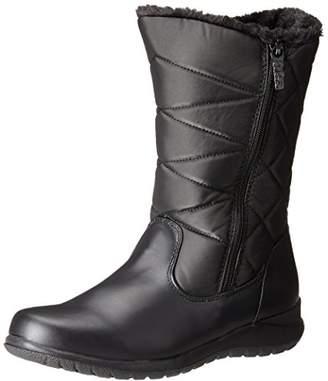 Totes Women's Edgen Zip Snow Boot $94.99 thestylecure.com