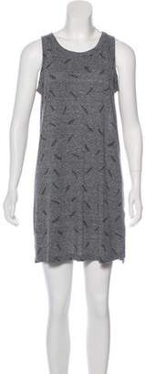 Current/Elliott The Muscle Tee Printed Dress