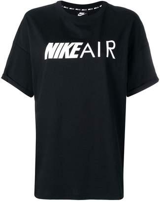 Nike (ナイキ) - Nike black logo T-shirt
