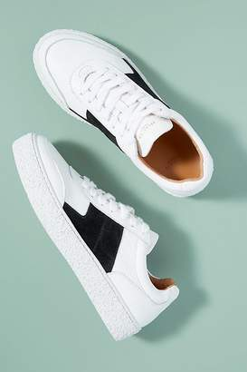 Selected Textured-Colourblocked Trainers