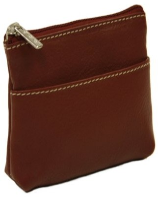 Piel Leather KEY/COIN PURSE