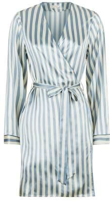 Morgan Lane Striped Langley Robe