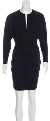 Stella McCartney Pocketed Sheath Dress