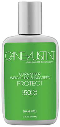 Cane + Austin Ultra Sheer Sunscreen (SPF 50)