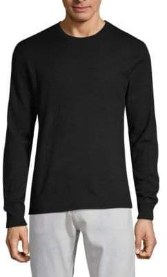 Saks Fifth Avenue Crewneck Merino Wool Sweater