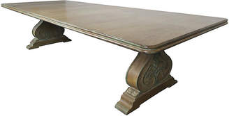 One Kings Lane Vintage Italian Neoclassical Style Dining Table