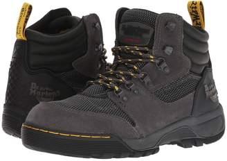 Dr. Martens Work Rapid Steel Toe 6-Tie Boot Work Boots