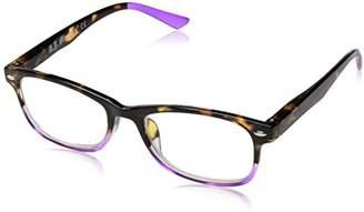 A. J. Morgan A.J. Morgan Women's Vivid - Power 54251 Rectangular Reading Glasses