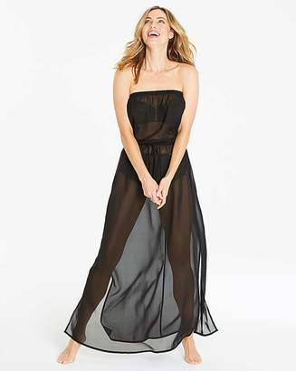 Simply Yours Value Blouson Maxi dress
