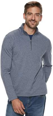 Apt. 9 Men's Premier Flex Modern-Fit Soft Touch Quarter-Zip Pullover