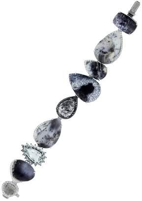Sharon Khazzam Denny Bracelet - White Gold