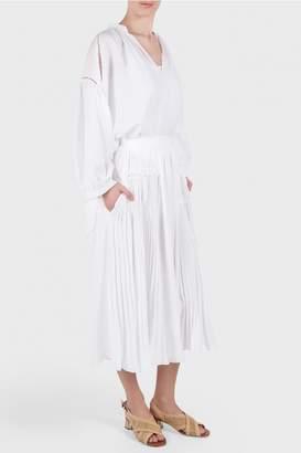 Noon By Noor Meryl Long Sleeve Blouse