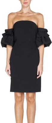 Adelyn Rae Terena Puff Dress