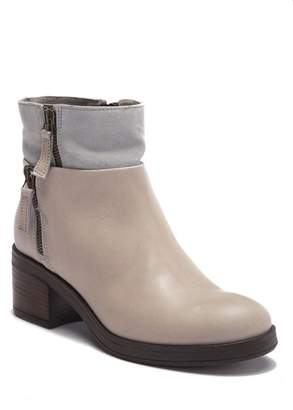 Manas Design Biker Con Zip Boot