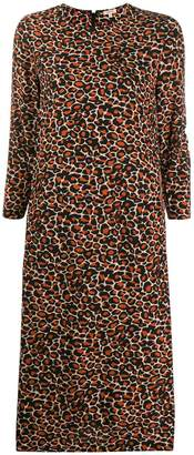 Bellerose Heish leopard print dress