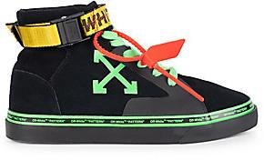 Off-White Men's Industrial Belt Skate Sneakers