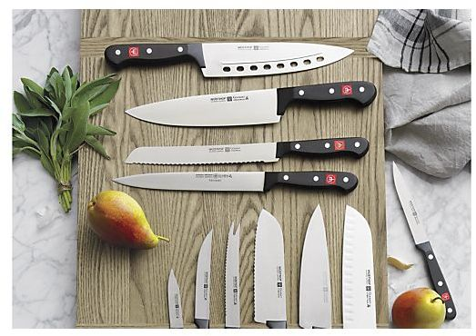 "Crate & Barrel Wüsthof ® Gourmet 8"" Chef's Knife"