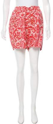DAY Birger et Mikkelsen High-Rise Printed Shorts