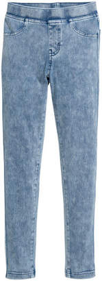 H&M Jersey Leggings - Blue