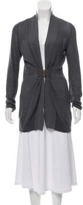 Brunello Cucinelli Sequin Embellished Cardigan