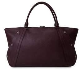 Akris Aimee Medium Leather Tote