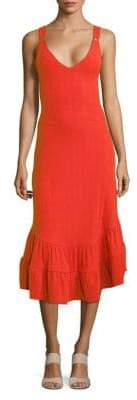 Free People Into U Midi Dress