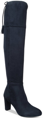 INC International Concepts Hadli Over-The-Knee Boots, Only at Macy's $139.50 thestylecure.com