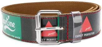 Martine Rose Expect Perfection belt