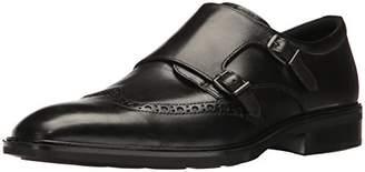 Ecco Men's Illinois Monk Strap Slip On Loafer