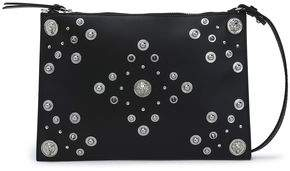Versace Studded Leather Pouch
