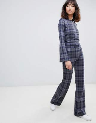 DAY Birger et Mikkelsen 2nd 2NDDAY checked knit pant